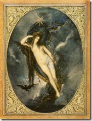 Gustave Moreau Night