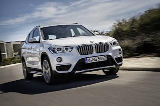 BMW :Le nouveau X1 sous tous ses angles