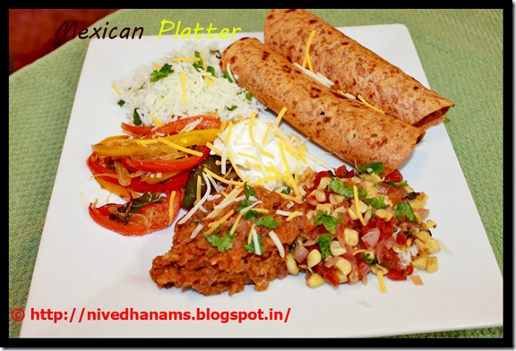 Mexican Cuisine - Plate - IMG_1675