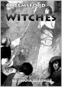 Cover of Frank Luttmer's Book Chelmsford Witches