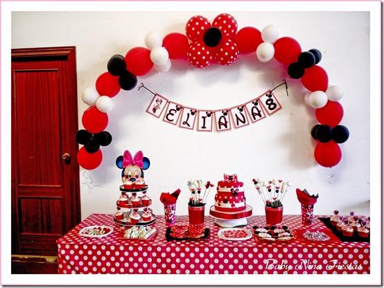 fiesta cumpleaños minnie decoracion (16)