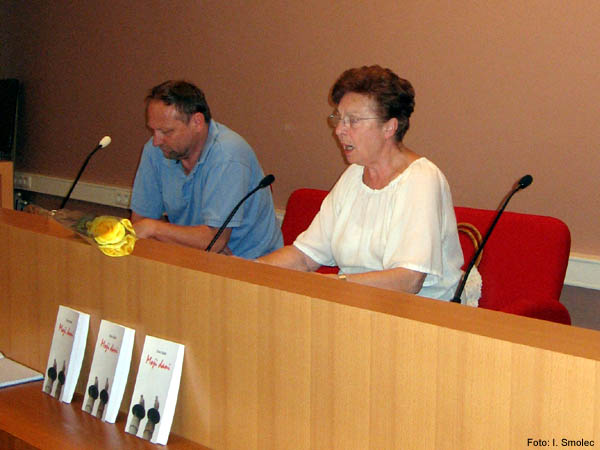 Miljenko Muršić i Zora Gotal