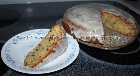 Hummingbird Bundt Cake - Gluten Free
