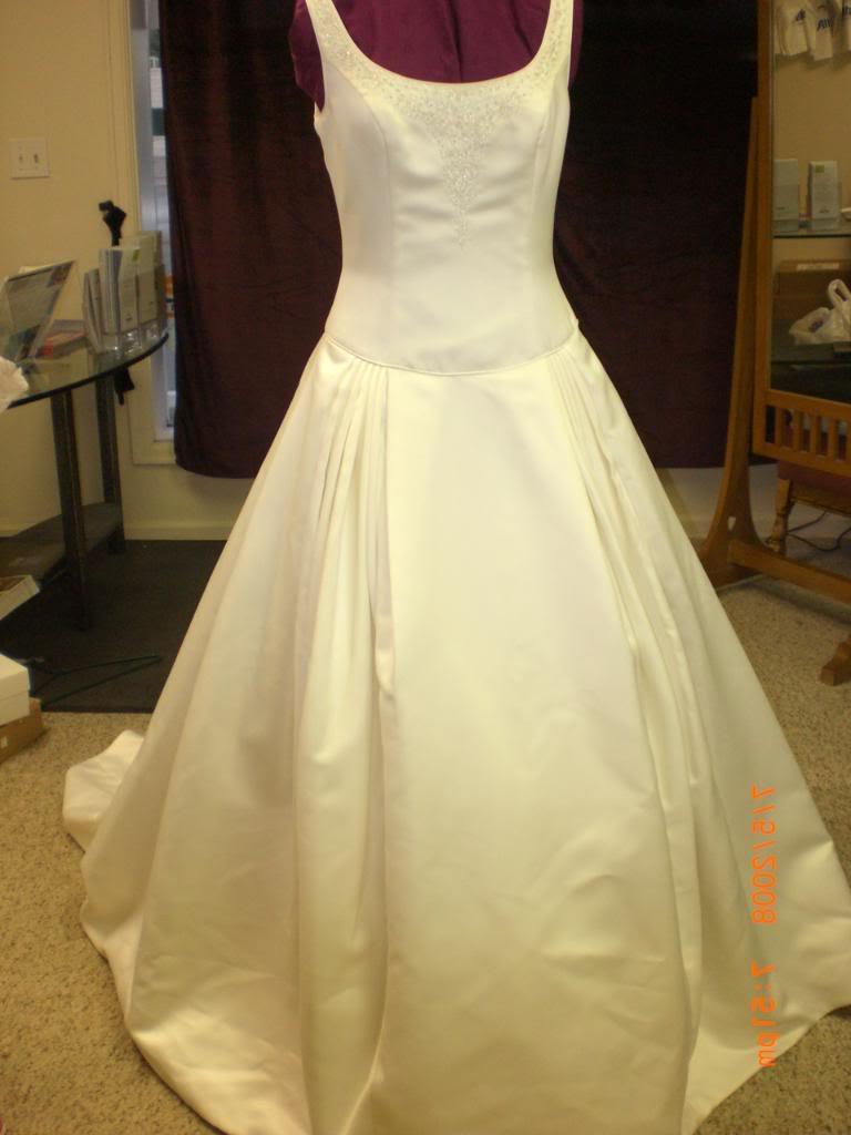 Color: White. Dress 17