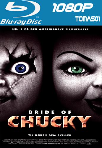 La novia de Chucky (1998) BDRip m1080p