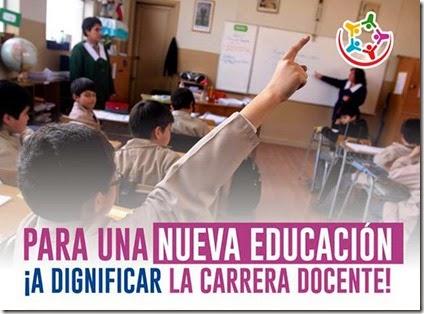Chile - Por una nueva Educacion