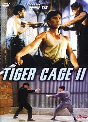 Đặc Cảnh Đồ Long 2 - Tiger Cage 2