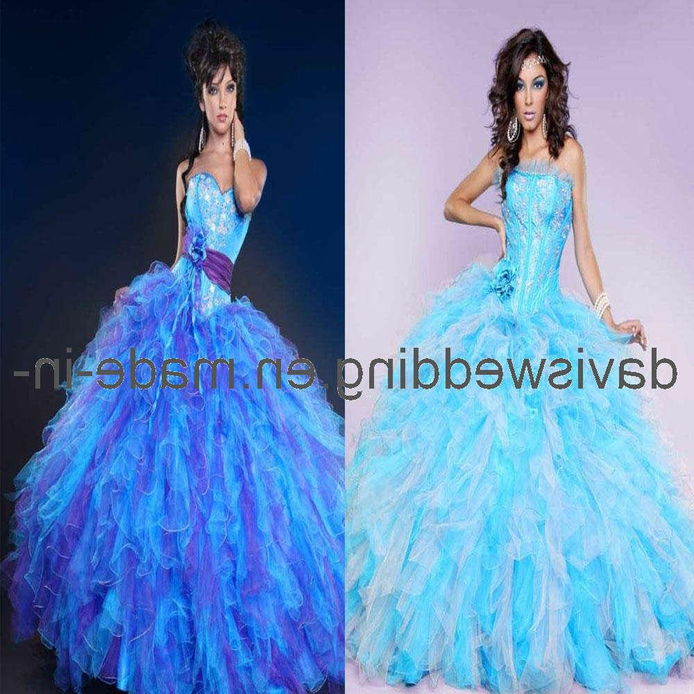 Various Color Quinceanera