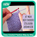 Easy Crochet Practice Step by Step Icon