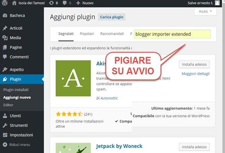 blogger-importer-plugin