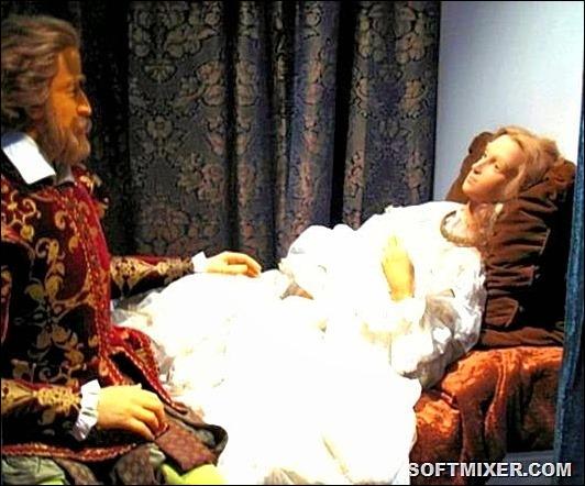 Диана де Пуатье и Генрих II
