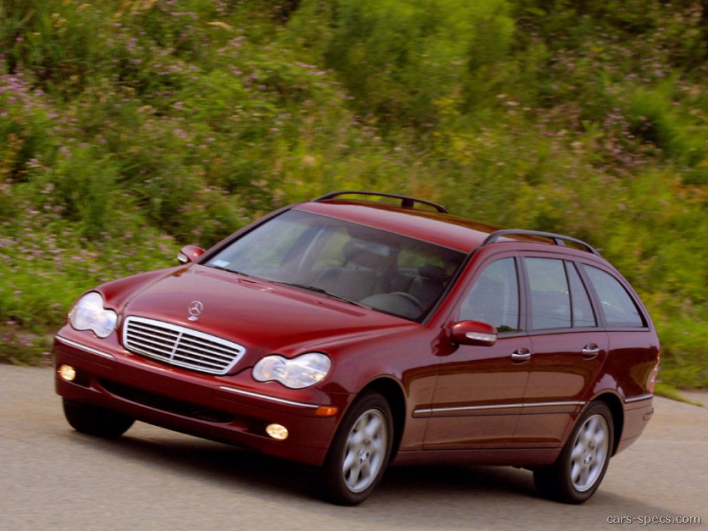 2005 mercedes benz c class wagon specifications pictures