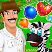 Download Zoo Rescue: Match 3 & Animals APK on PC