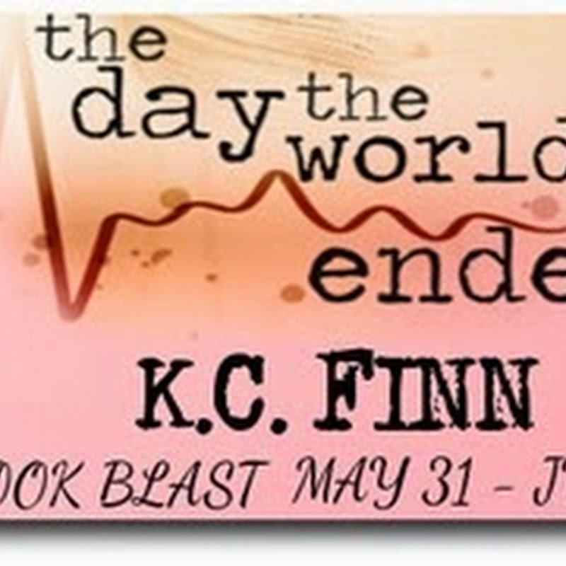 Book Blast - the day the world ended by K.C. Finn