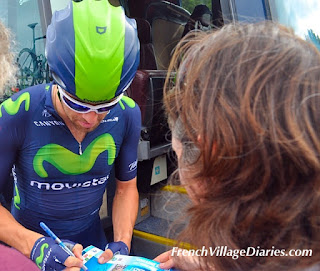 French Village Diaries Tour du Poitou-Charentes 2015 Rochefort Charente-Maritime Alex Dowsett Movistar