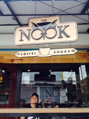 The Nook Café Harry Potter Themed Coffee Shop