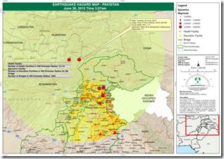 380596-EARTHQUAKE HAZARD MAP - PAKISTAN June 30 2015