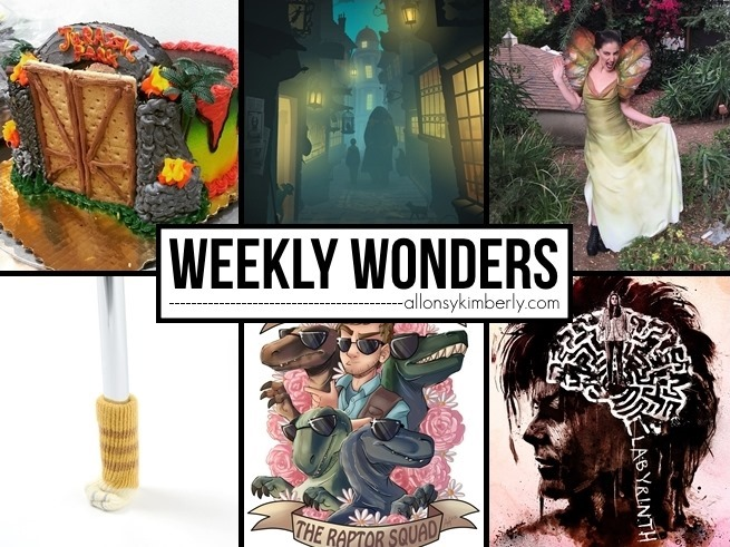Weekly Wonders No. 85 | allonsykimberly.com