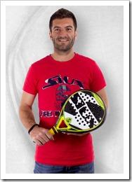 El número 1 del pádel en Italia, el ex tenista Enrico Burzi, ficha por Siux.
