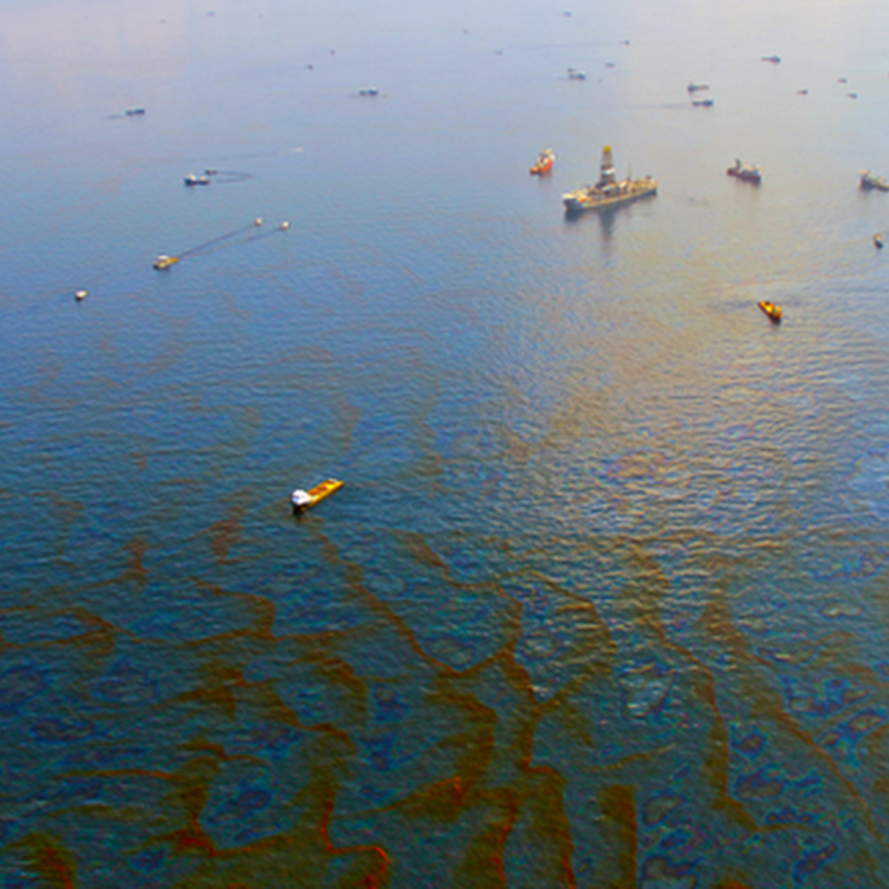 10 IMPRESSIVE INNOVATIONS FOR CLEANING UP OIL SPILLS DEVELOPED SINCE THE GULF DISASTER