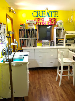 Linda Vich Creates: New Floor and Grateful For You