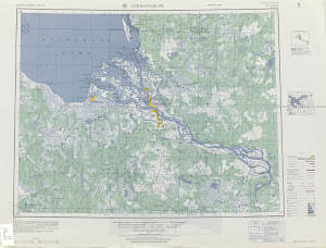 Thumbnail U. S. Army map nq37-14
