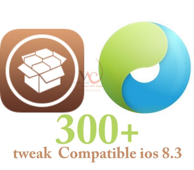 300 compatible tweak ios 8.3