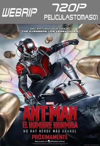 Ant-Man: El hombre hormiga (2015) [WEBRip 720p/Dual Latino-ingles]