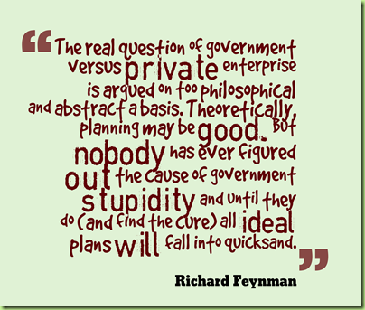 The-real-question-of-government__quotes-by-Richard-Feynman-47