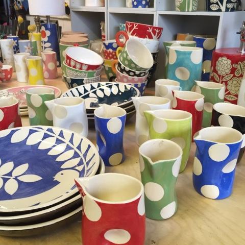 Ken Erdley ceramics