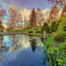 Ruissalo by Bojan Bilas - City,  Street & Park  City Parks ( botanical graden, park, ruissalo, turku, fland, city )