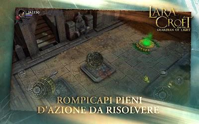 [ANDROID] Lara Croft: Guardian of Light v1.2 - ITA