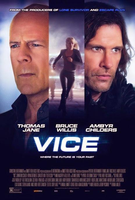 Vice. Η Πόλη της Βίας (Vice) Poster