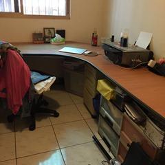 辦公L桌前端