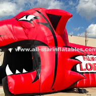 Inflatable Lobos Mascot Head Combo.JPG