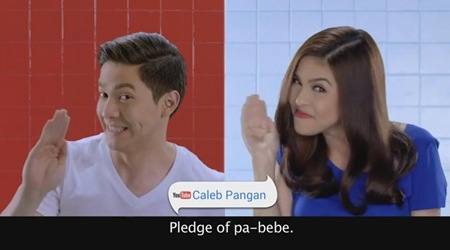 Alden and Maine for Hapee Toothpaste