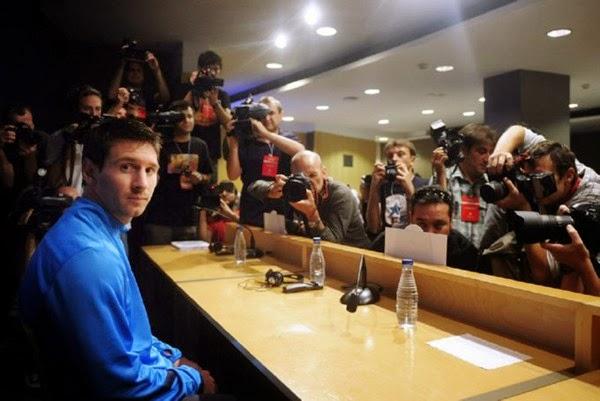 Messi không chắc chắn về tương lai tại Barcelona