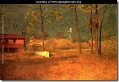 George-Inness's-Home,-Tarpon-Springs,-Florida
