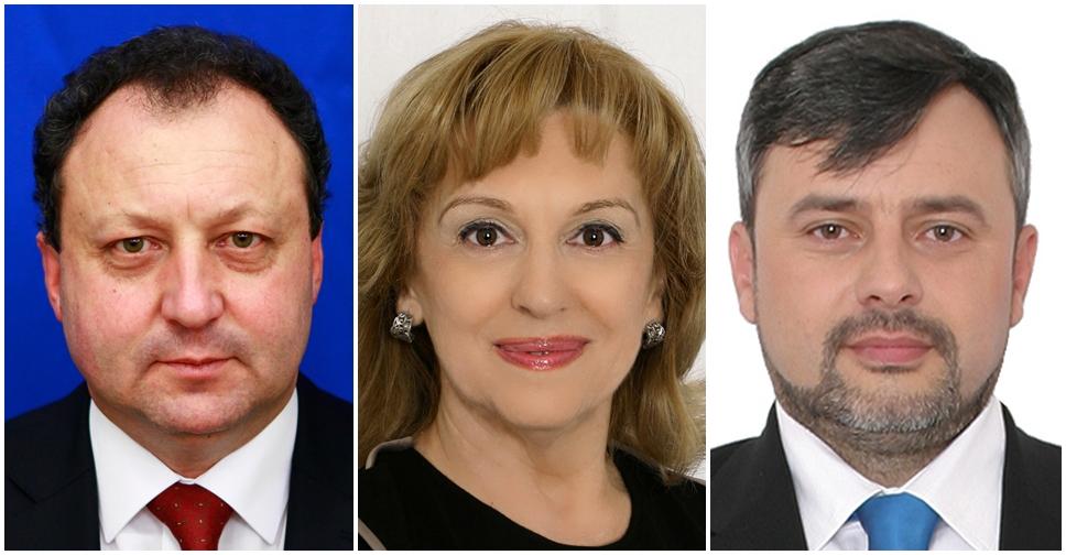 Dumitru Pardău, Sanda Maria Ardeleanu, Ioan Balan