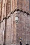 19e zonnewijzer. Op de kathedraal van Astorga