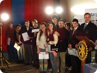 Se hizo la edición 2015 de la Justa Rotaria
