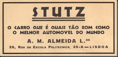 1928 Automóveis Stutz