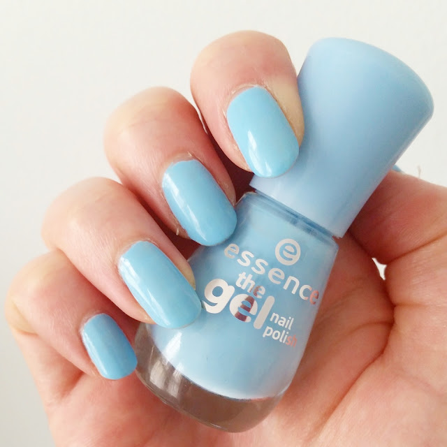 Essence Gel effect nail polish review