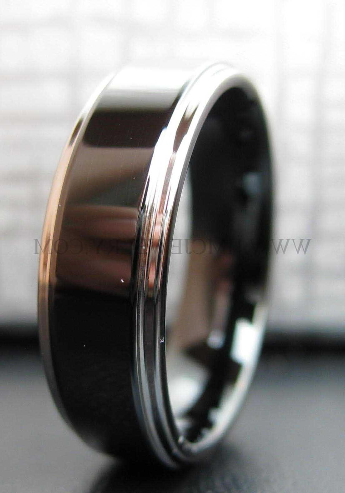 mens fashion rings stainless steel or titanium satine finished, HOT selling