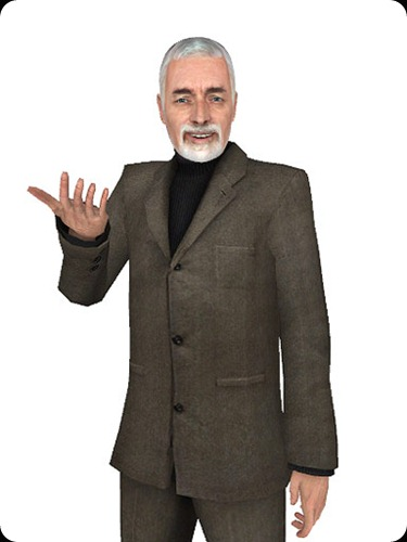 Half-Life Dr. Wallace Breen