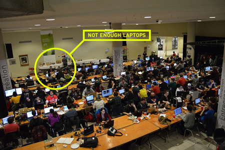 Montreal Global Game Jam 2015