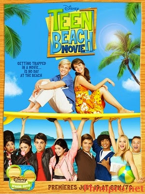 Phim Bãi Biển Teen