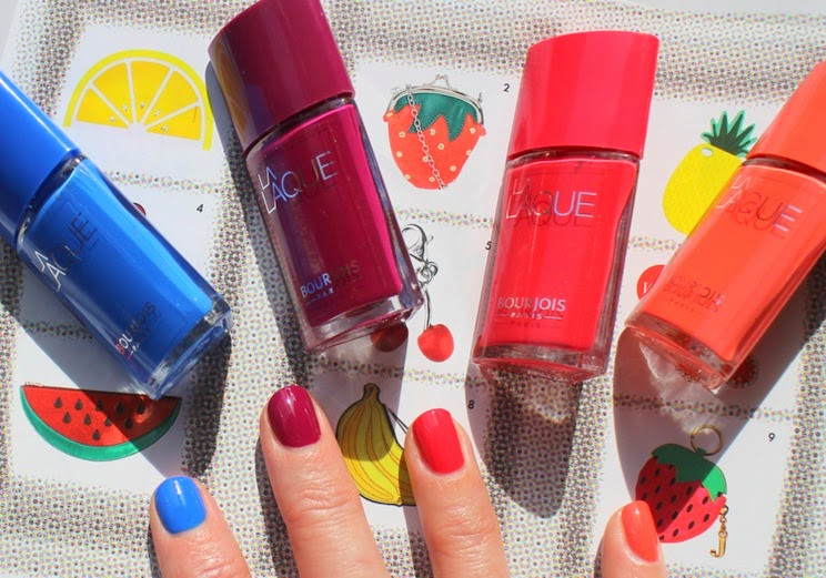 Bourjois-La-Laque-Nail-polish-swatches-review