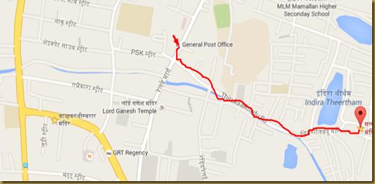 सत्यानाठेस्वरार मंदिर   Google मानचित्र