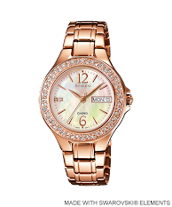 Casio Sheen : SHE-5517SG